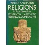 Religions by Walter Kaufmann