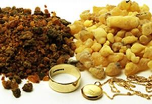 Frankincense and Myrrh