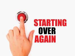 Restart Life Button