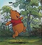 Winnie the Pooh - Jumping
