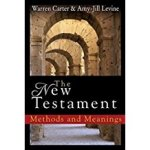 New Testament: Methods and Meanings